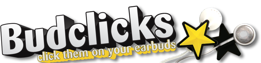BudClicks :: click them on your earbuds